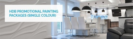 HDB painting professional services venue Painting