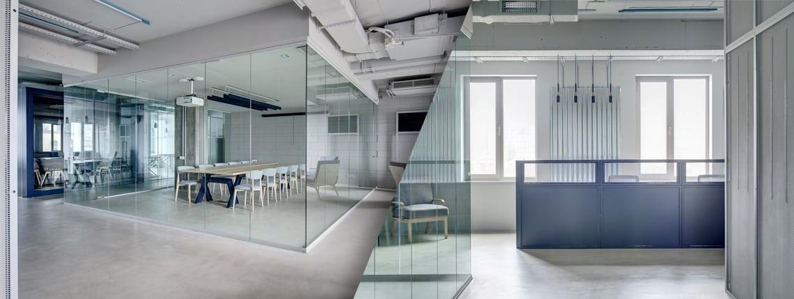 Partition-work-Services venue painting