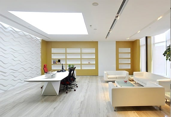 office interior design services in singpore
