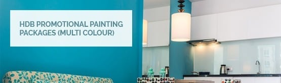 HDB painting professional services multi color venue Painting