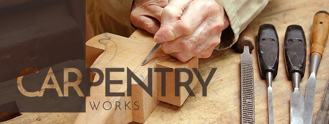 carpentry work paintng services