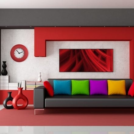 interior Design Venue painting services in singpore