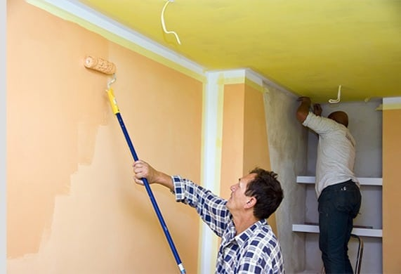 interior painting Services gallery Venue Painting