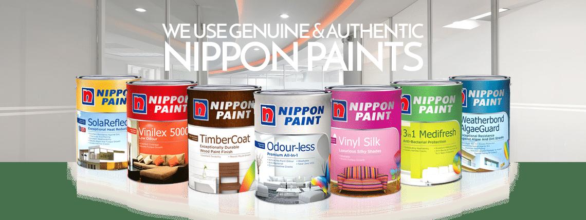 nippon venue painting venuepainting.com